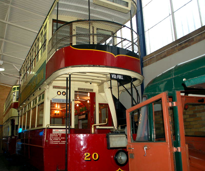 Electric City Trolley Museum In Scranton Pa Home: The James Hall Museum Of Transport